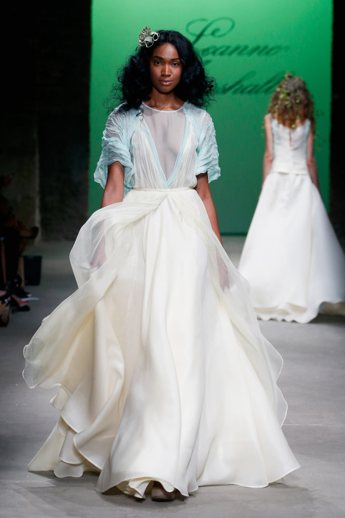 Leanne Marshall - Runway - Spring 2016 New York Fashion Week: The Shows